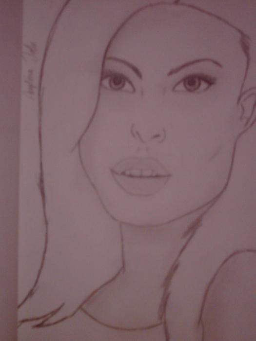Angelina Jolie by Kaykay0766
